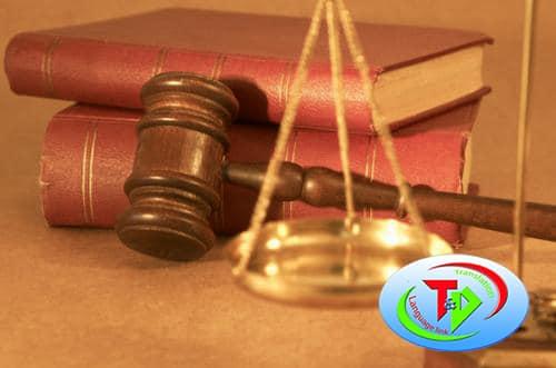 Phiên dịch tòa án T&Đ