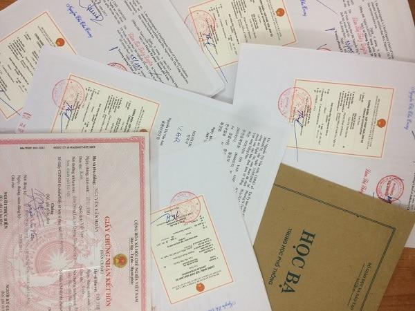 Hợp pháp hóa lãnh sự quận Hoàn Kiếm