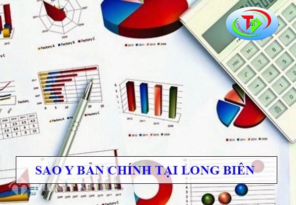 Dịch vụ sao y bản chính tại Long Biên Hà Nội