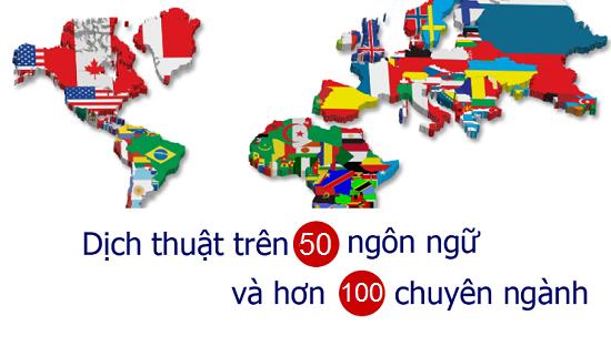 Dịch vụ dịch thuật lấy ngay tại Hà Nội ở đâu?
